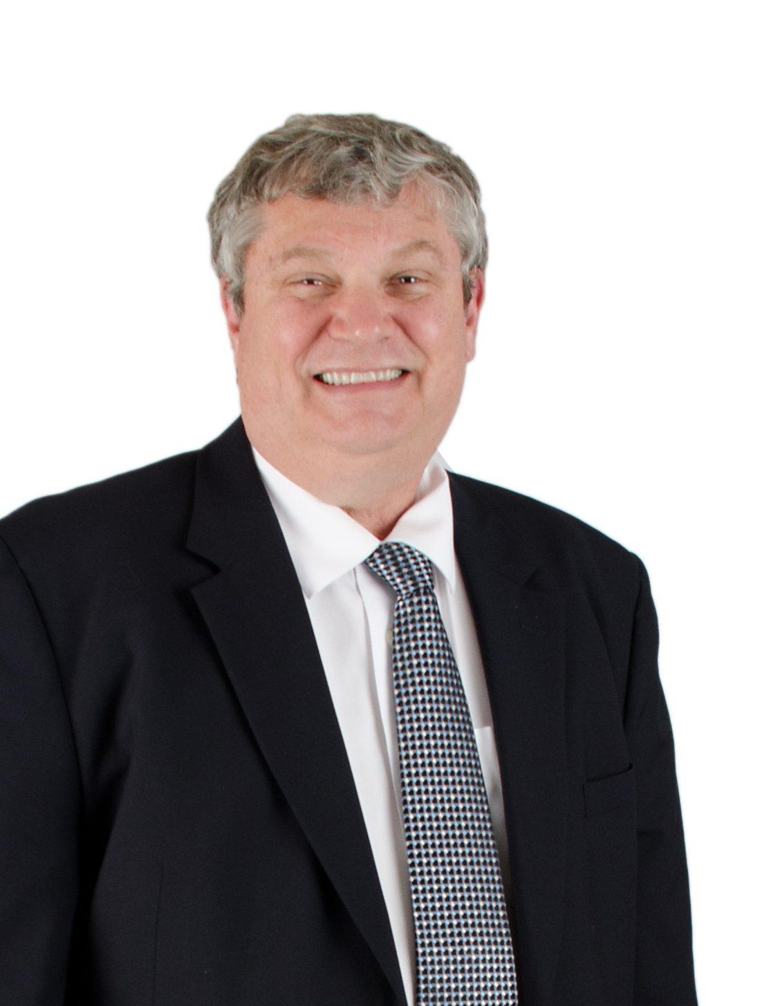 profile photograph of randall baxter